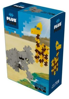PlusPlus Mini Basic 70 pcs Animals