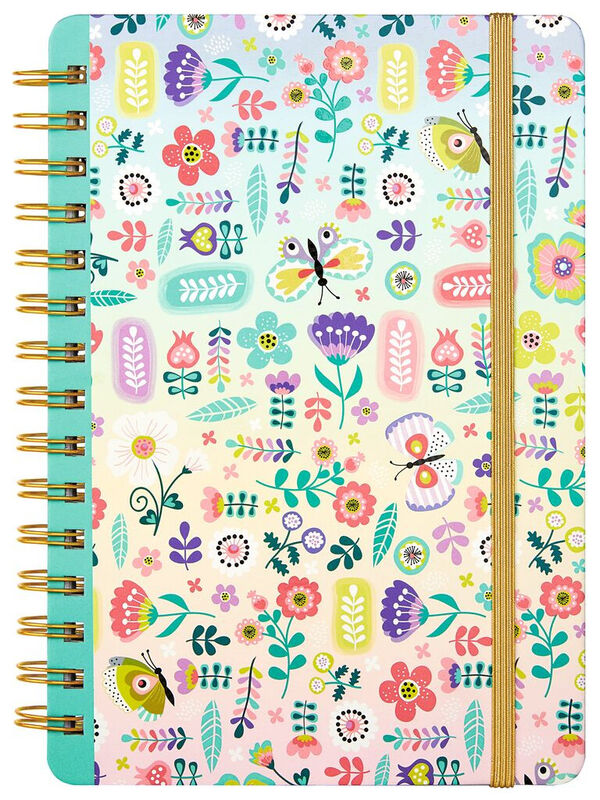 Libreta Flowers & Friends